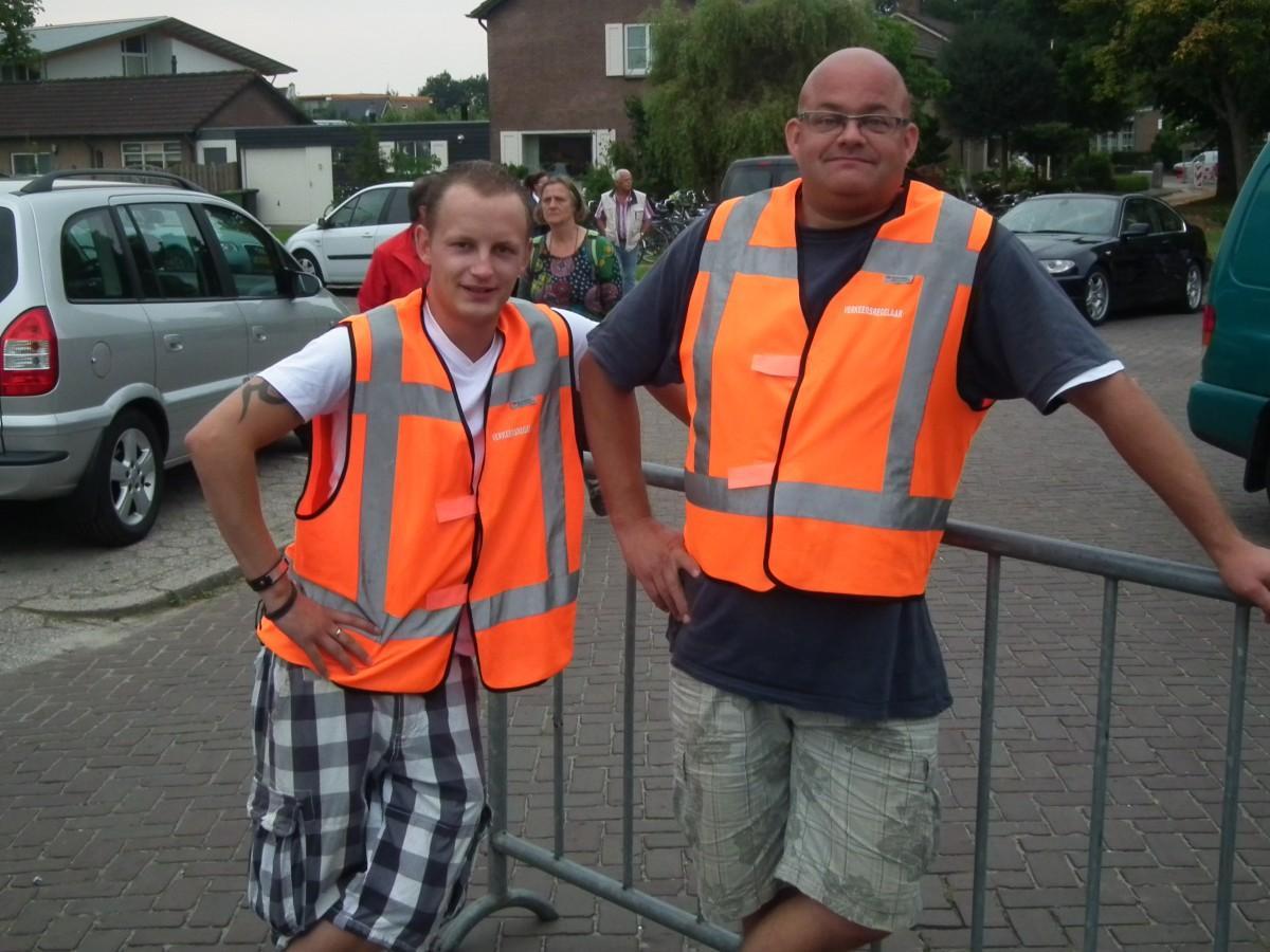 Vrijwilligers van Beleef Beilen