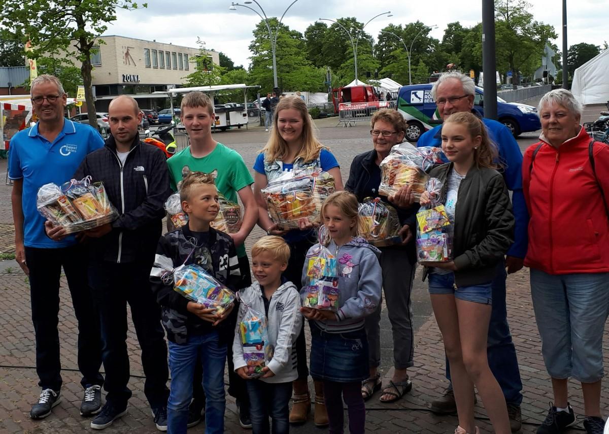 Boerderijen fietspuzzeltocht 2017